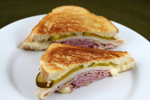 Cuban Grilled Cheese Recipe