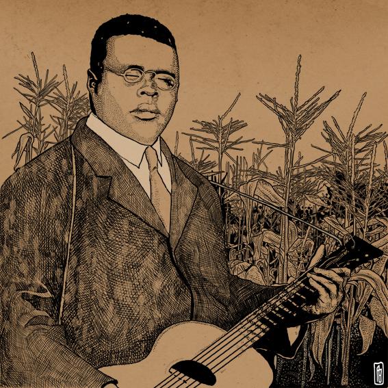Blind Lemon Jefferson - Bootin' Me 'Bout / Empty House Blues
