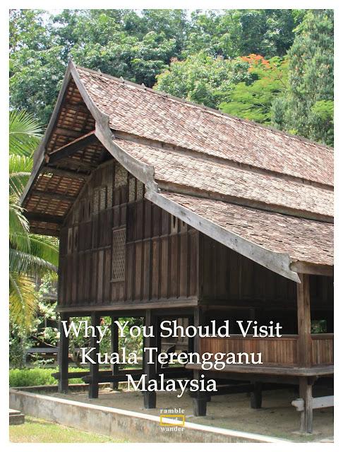 Terengganu Museum, Malaysia   www.rambleandwander.com