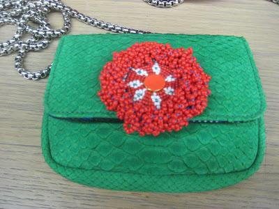 Python skin Sarah's Bag