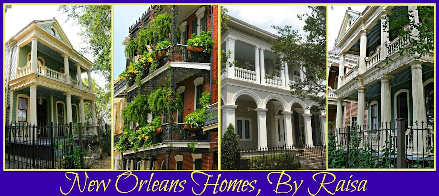 New Orleans Homes and Condos, By Raisa!