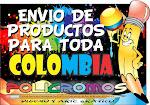 ENVIOS SOLAMENTE A COLOMBIA