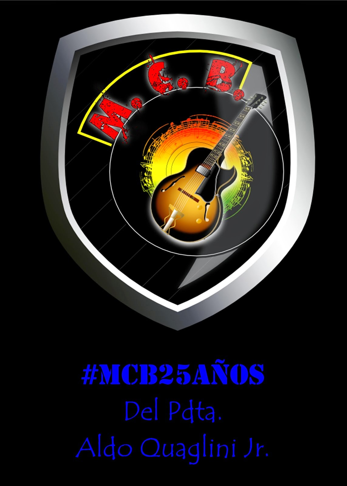 #MCB25Años