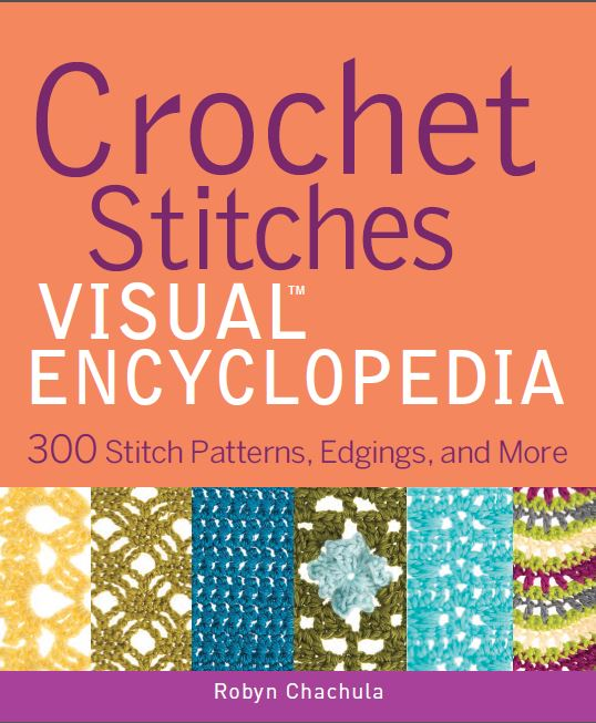 300 Puntos a Crochet - Crochet Stitches Visual Encyclopedia - Libro para Descargar