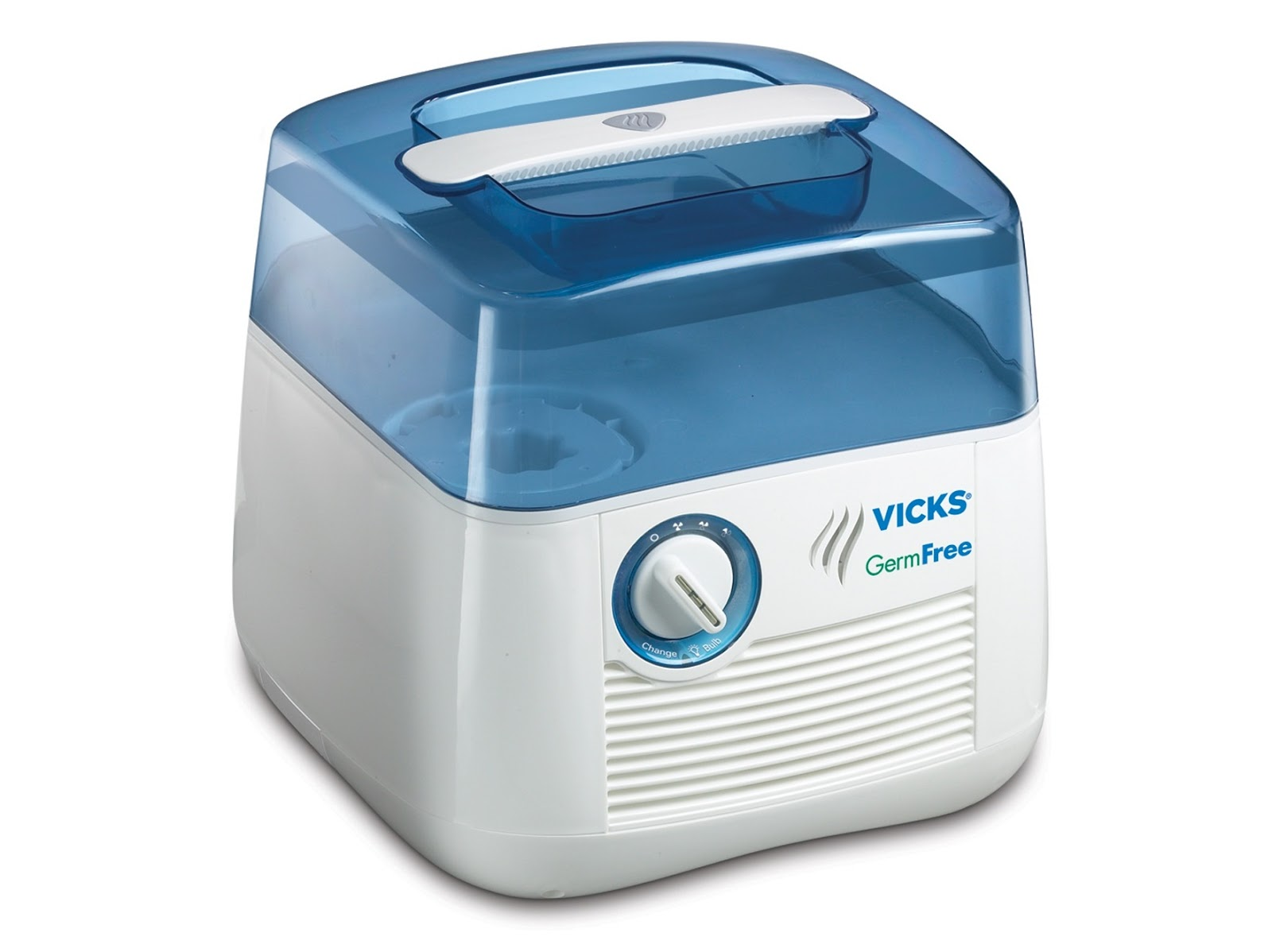 Treat a Cold and the Flu {Vicks Germ Free Cool Mist Humidifier Review #0F2E4E