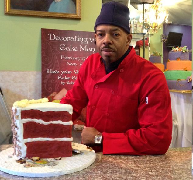 Red Velvet Cake Downtown Brooklyn