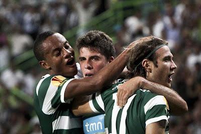 Sporting Lisbon 2 - 1 SS Lazio (1)