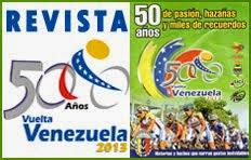 REVISTA VUELTA CICLÍSTICA A VENEZUELA 2013