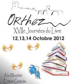 Journées du Livre d'Orthez béarn 2012