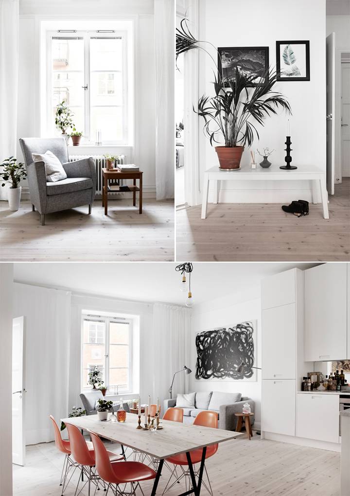 Cozy Swedish Apartment 79 Ideas - Sleek-and-beautiful-apartment-in-sweden