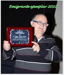 Emigrante ejemplar 2010
