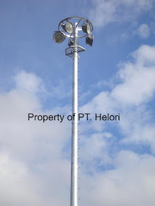 High Mast Floodlight Manual (Tangga)