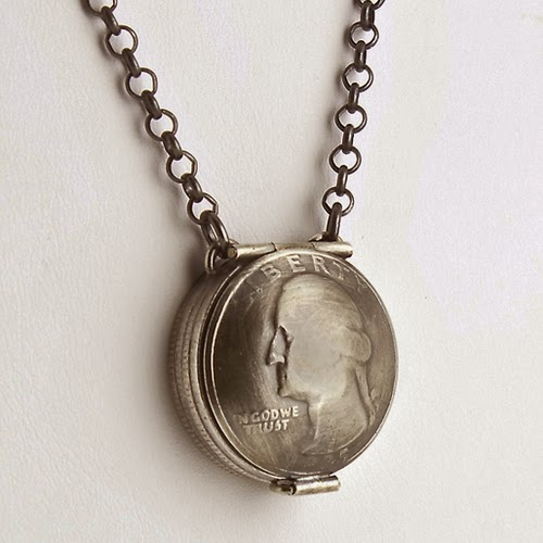 06-Georges-Locket-2-Coin-Pennies-&-Dimes-Sculptures-&-Accessories-Jewellery-Stacey-Lee-Webber-www-designstack-co