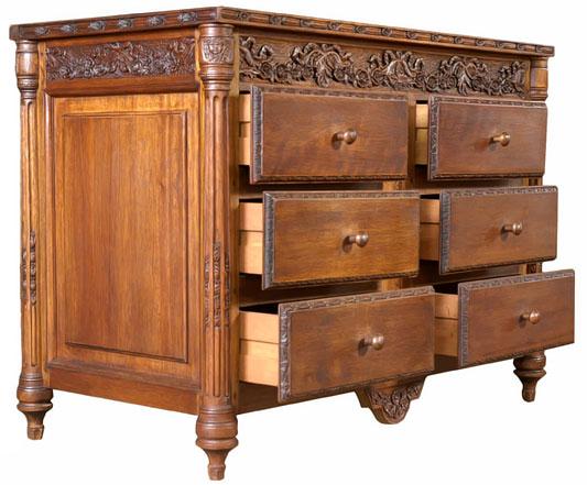 palosanto el traslado de muebles antiguos