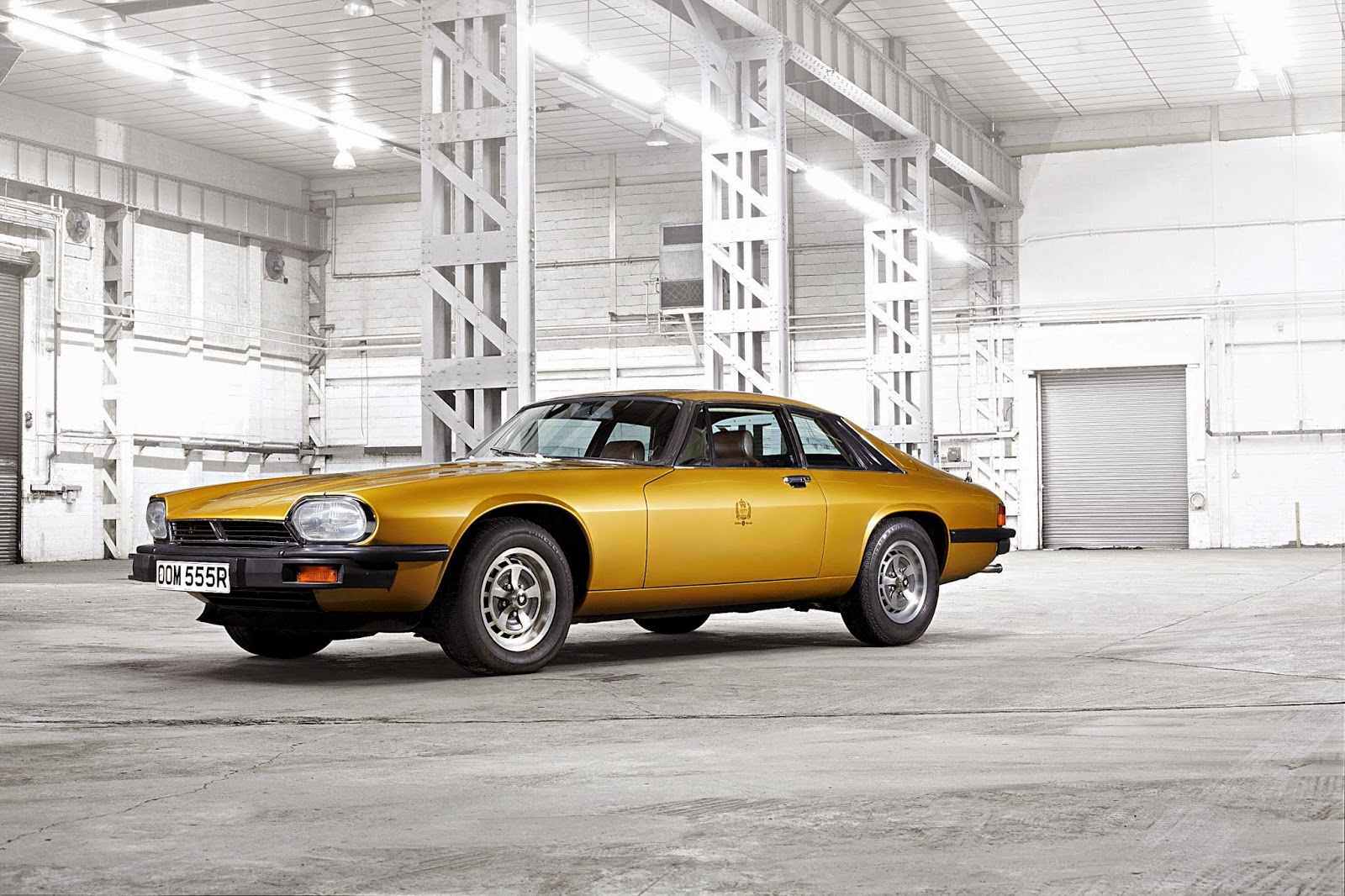 Jaguar heritages own series 1 XJS