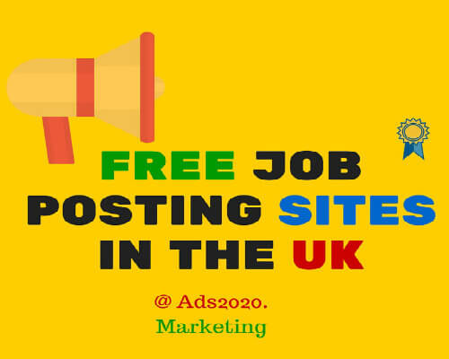 16 free job posting sites in uk where employers can post unlimited
