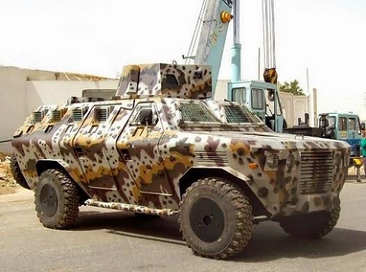Tank Canggih Buatan Iran