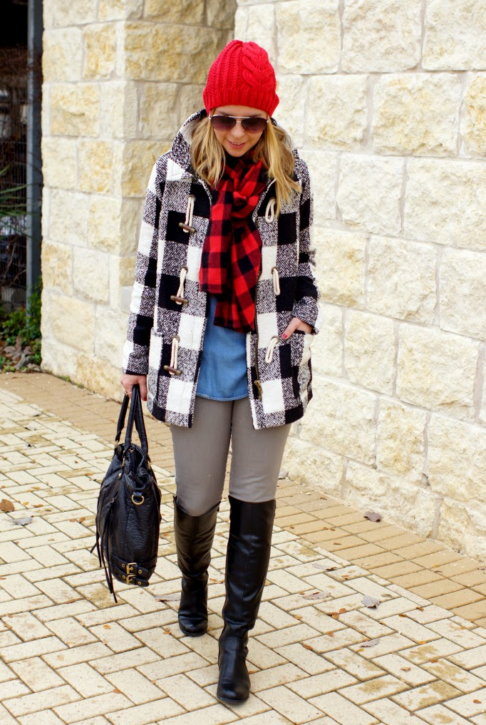 is buffalo check plaid a trend