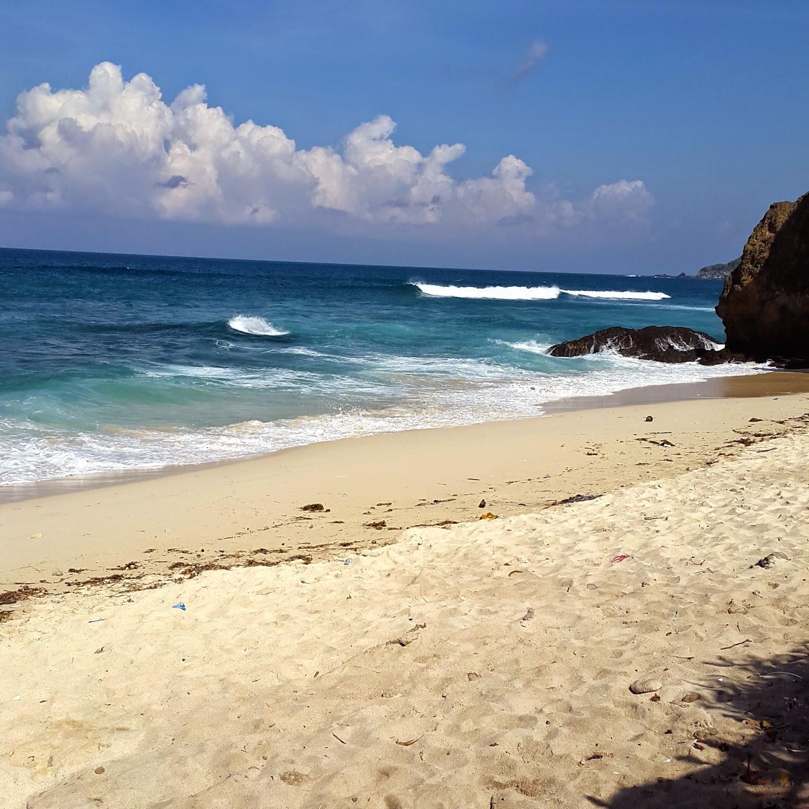 Mandalika Beach Lombok Indonesia