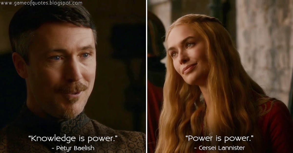 power game quotes