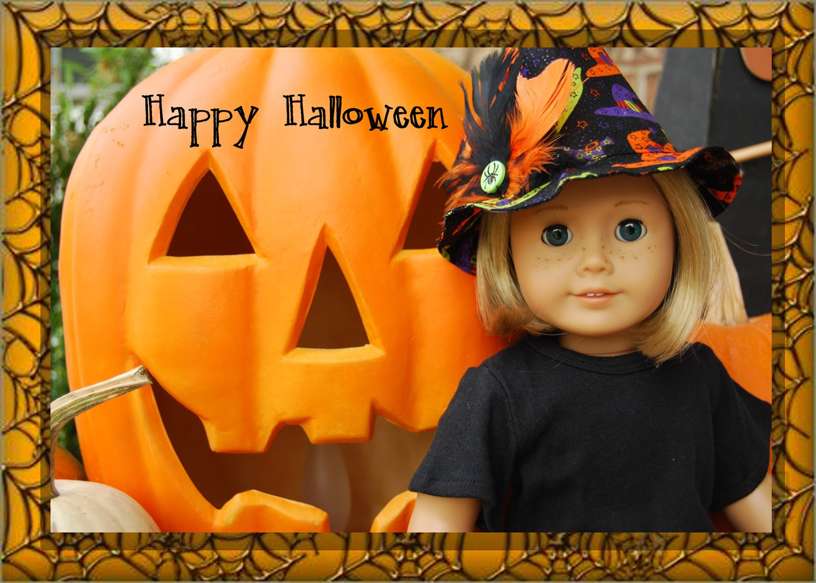 Dream. Dress. Play.: Halloween Witch Hat - FREE Pattern