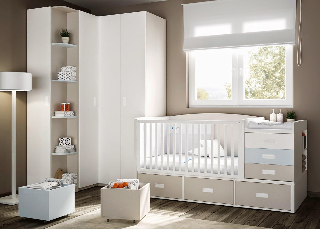 Il passaggio dal lettino al letto culle per neonati