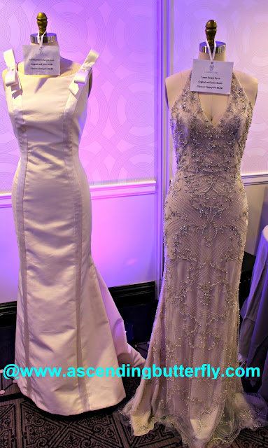 Glamour Closet Designer Wedding Dresses at the Wedding Salon Bridal Tradeshow/Expo, New York City