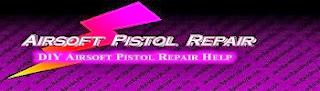 Airsoft Pistol Repair Help