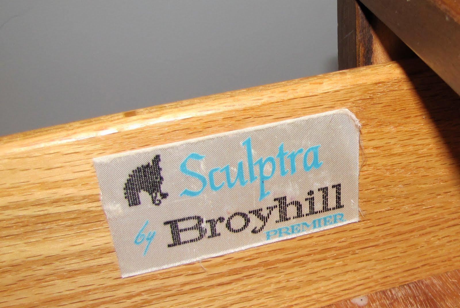 Mid Century Møbler Talks About Broyhill Sculptra