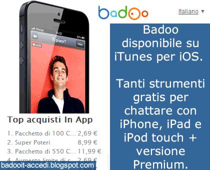 strumenti per sesso badoo italia
