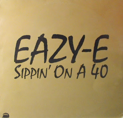 Eazy-E – Sippin' On A 40 (CDS) (1996) (FLAC + 320 kbps)