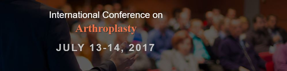 International Conference on Arthroplasty