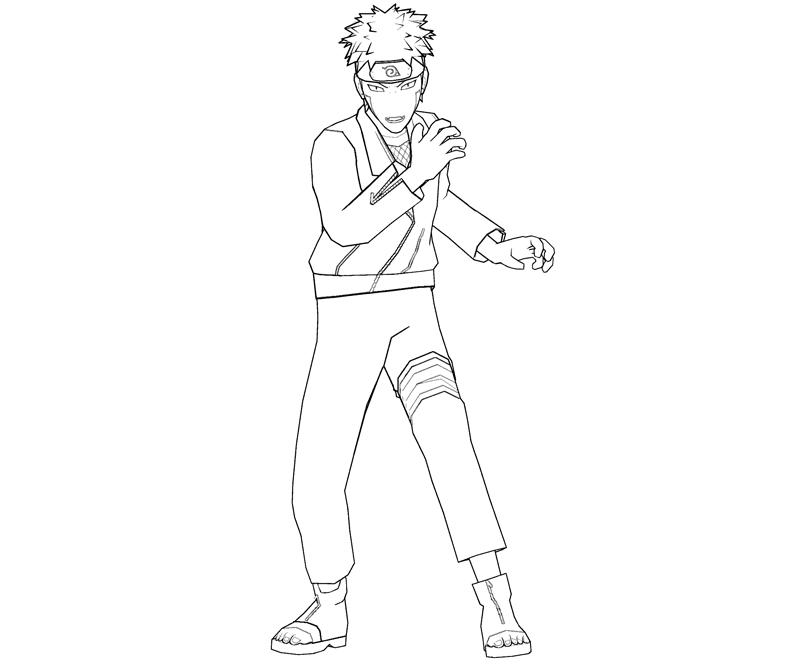 kiba coloring pages - photo#19