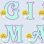 かわいいキラキラ&GIFアニメ簡単フォント