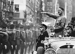 Mengapa Hitler Benci Orang Yahudi