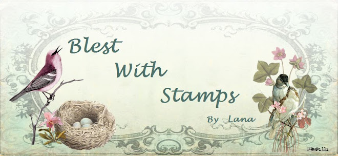 Blest With Stamps
