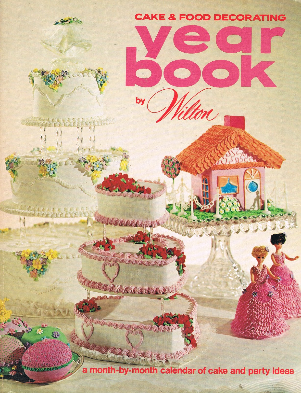 Cake Decorating Books In Sri Lanka : Cake Decorating Book
