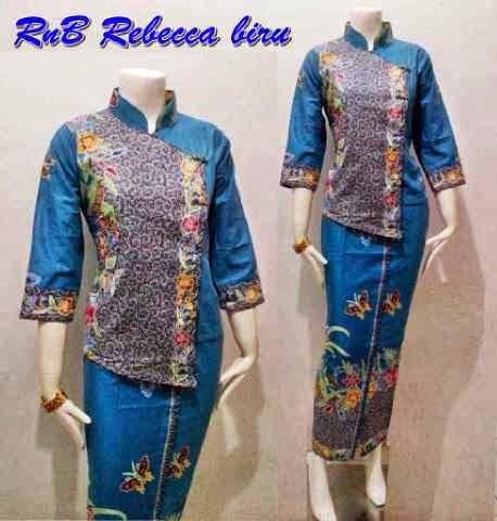 Model Baju Wanita Seri Rebeca RESTOCK - Batik Bagoes Solo