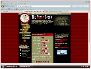 the dead clock