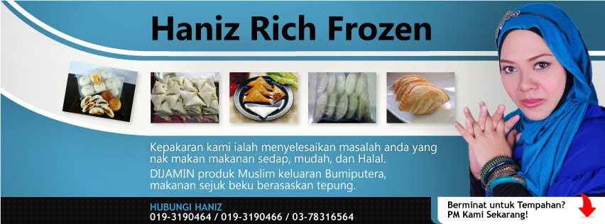 HANIZ RICH FROZEN