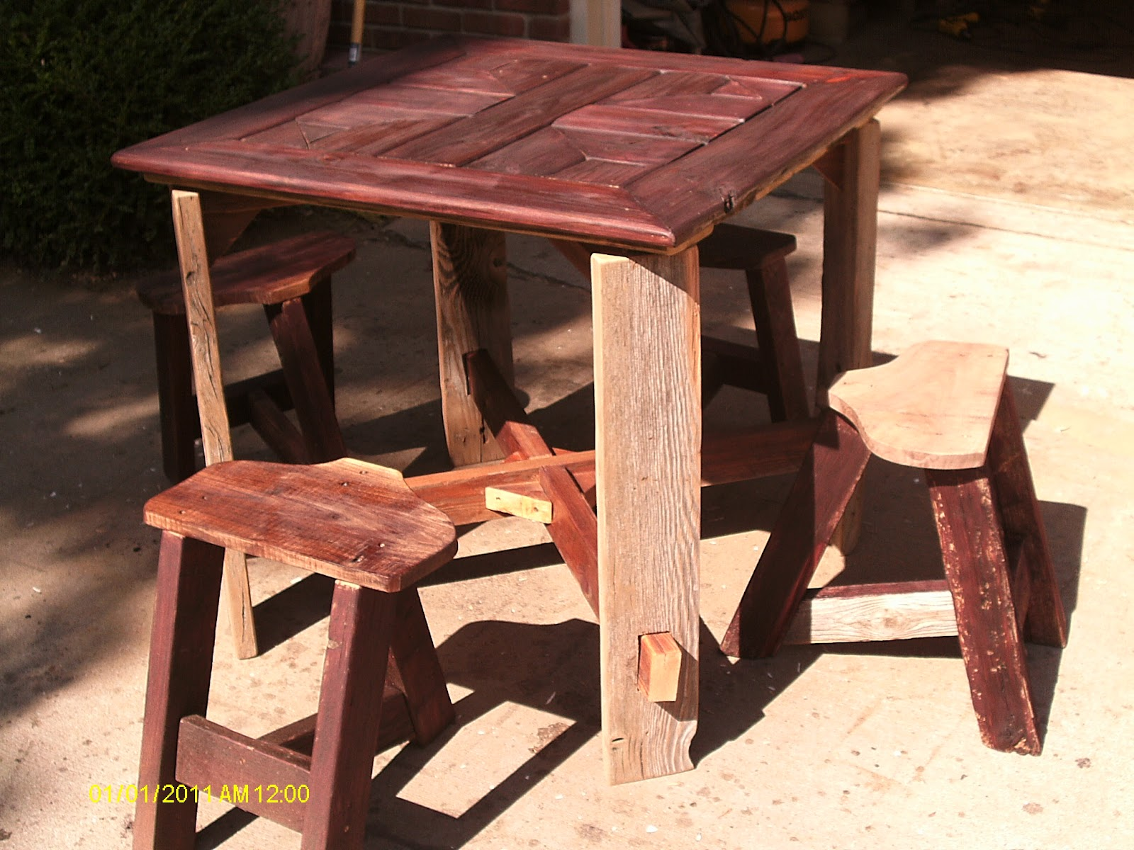 Barnwood Rustic Log Furniture Trend Home Design And Decor
