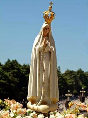Nossa Sra  de Fatima