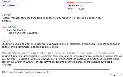 Linguistiquement correct banderilles 17 - Dictionnaire office de la langue francaise ...