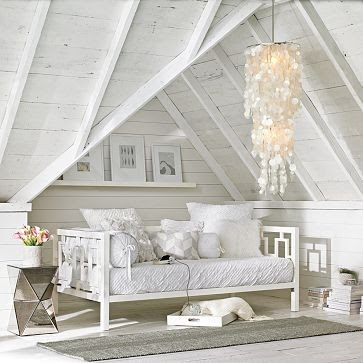 Shabby Chic Lofts and Attics | I Heart Shabby Chic