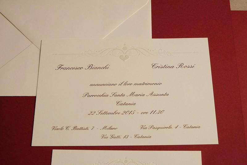Wedding in the city: PARTECIPAZIONI DI NOZZE