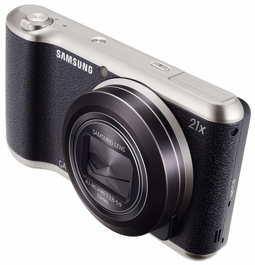 Samsung Galaxy Camera 2 - EK-GC200