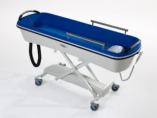Shower Bath Changing Bench Image