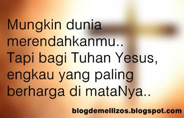 Gambar dan Kata Kata Doa Kristen Rohani