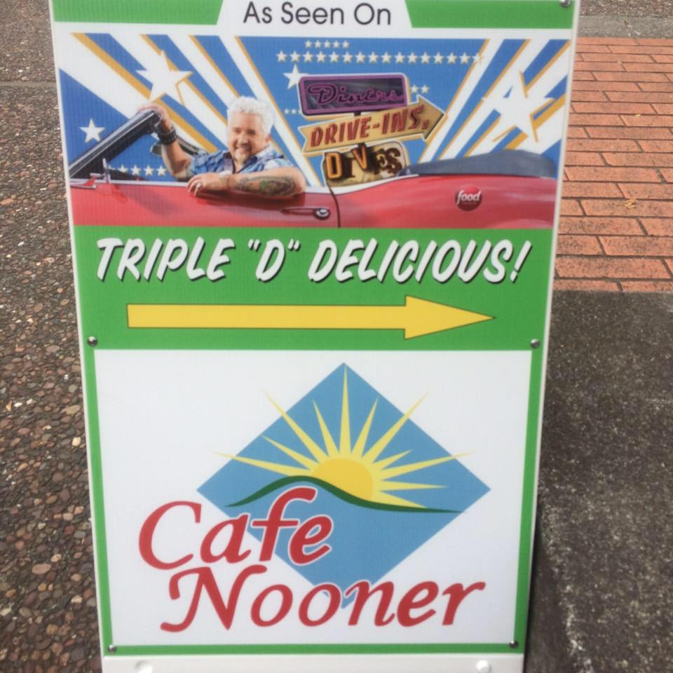 Cafe Nooner, partner