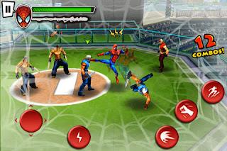 Spider-Man: Total Mayhem v1.0.1 for iPhone/iPad